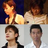 小竹満里 presents Percussion for Four Live at JZ Brat