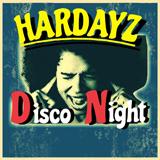 DISCO HARDAYZ BAND4th Live at JZ Brat