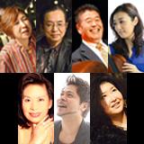 多田恵美子トリオ with special guest, Junko MakiyamaJazz for a Rainy Afternoon, Emiko Tada Trio featuring Vocalists