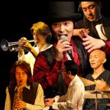 踊らないミュージカル&ジャズエンターテイメント『SILKY BULLETS(シルキーブリッツ)』 ~竹中悠真(vo)Birthday Live at JZ Brat~