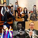 """玉木勝Quintet """"Flutter-flutter"""" 1st Album Release Live!!"""