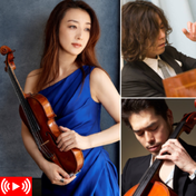 """【公演時間変更】<br>牧山純子Classical Trio Tour 2021 """"Esperanza"""""""